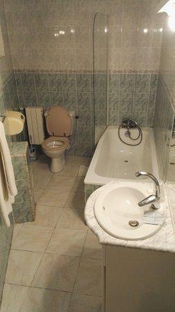 Pamiers, Fransa: La salle de bain