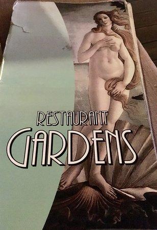 Gardens Restaurant foto