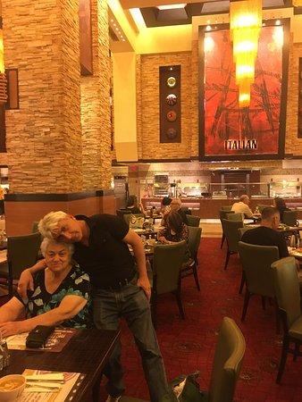 Red Rock Casino Feast Buffet Menu