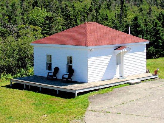Lubec, Мэн: The Cabin