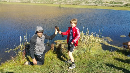 Rankin Ranch: Fishing is fantastic!