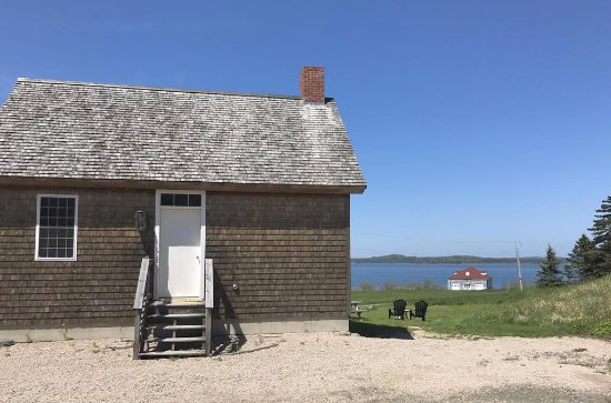 Lubec, ME: The Keeper's Cottage
