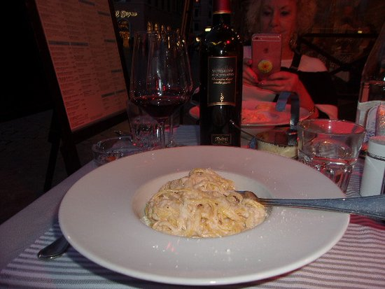 Dolce Vita : Could not finish the whole thing
