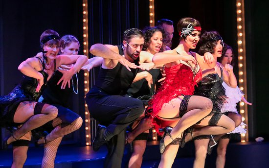 Ashland, OR: Oregon Cabaret's production of Chicago