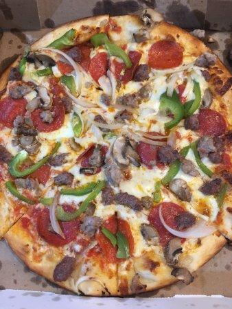 Glastonbury, CT : Giovanni's Brickoven Pizzeria