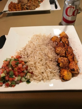 South Salt Lake, UT: Afghan National dish