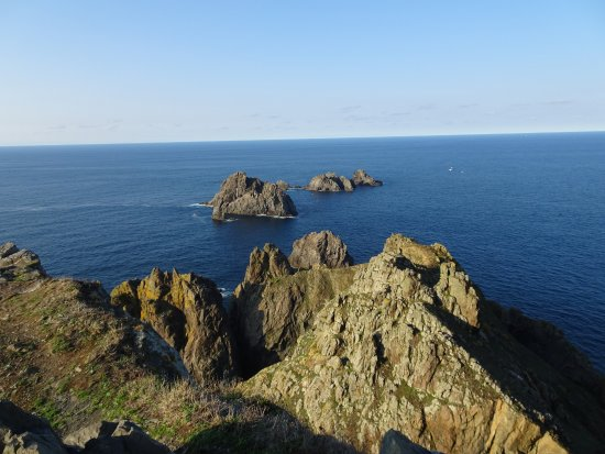 Cariño, España: panorama