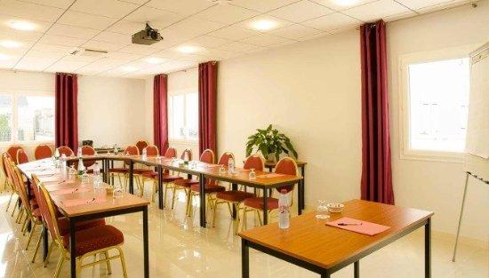 Inter-Hotel Vamcel : Salle de séminaire