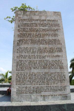 Che Guevara Mausoleum Photo