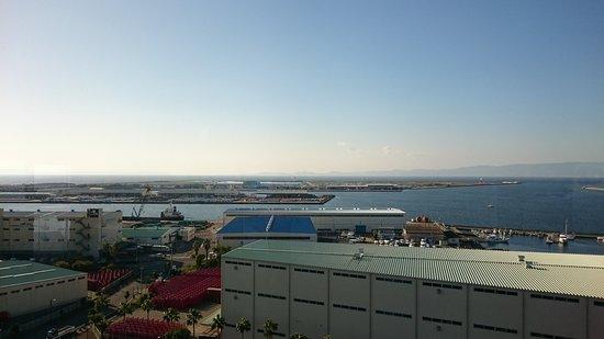 Izumiotsu, Japonia: 泉大津PA パノラマルーム