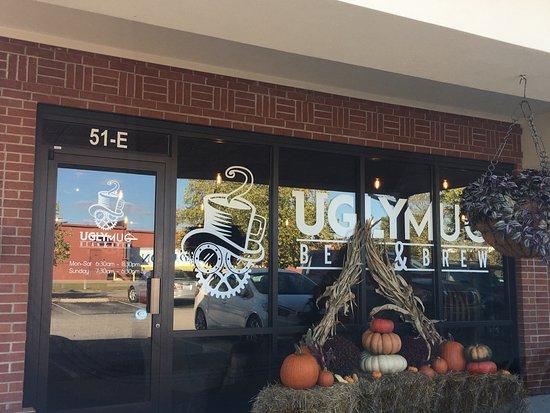 Garner, Carolina del Norte: Ugly Mug Bean and Brew