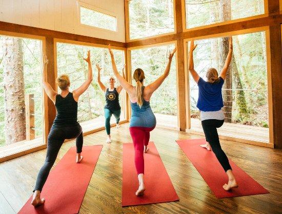 Sanaprana Tulum Private Group Yoga Class