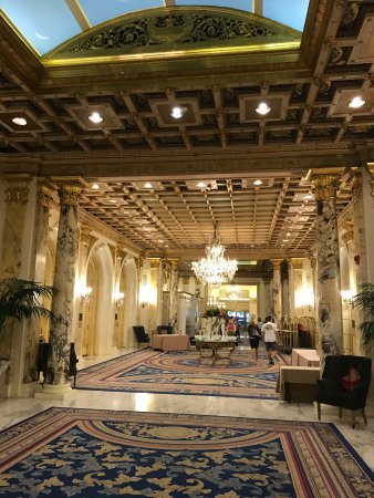 Fairmont Copley Plaza, Boston Photo
