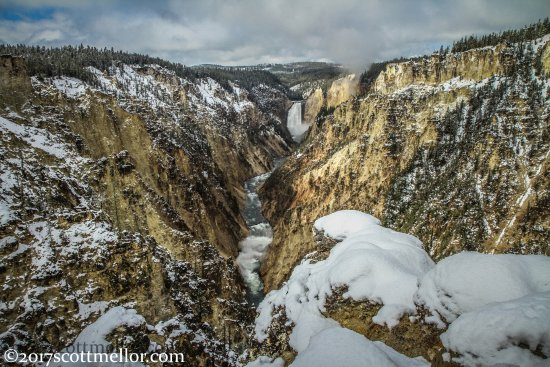first snow of 2017 2018 winter on the grand canyon of the rh tripadvisor com