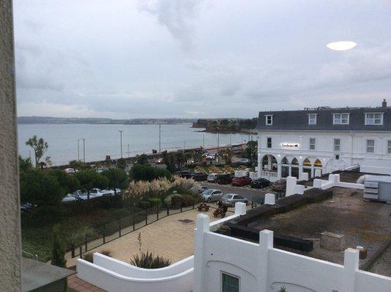 Premier Inn Torquay Hotel: View from 2nd floor room