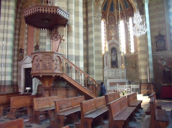 Fontanile, Itália: Interno Chiesa di San Giovanni battista