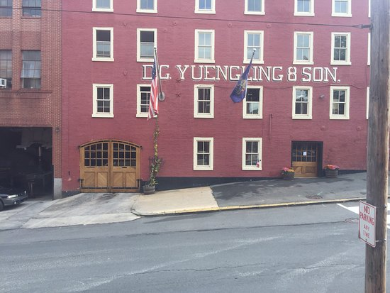 D.G. Yuengling and Son Brewery: photo1.jpg