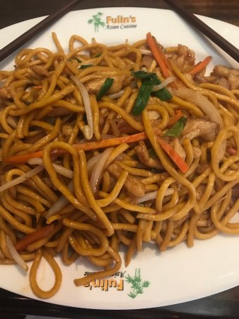 Spring Hill, TN: Lo Mein with Chicken