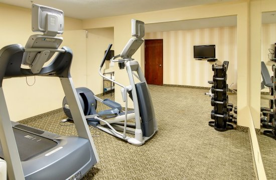 Phoenix Inn Suites Salem: Fitness Center