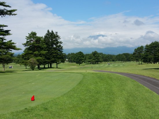 Karuizawa 72 Golf Higashi Iriyama course