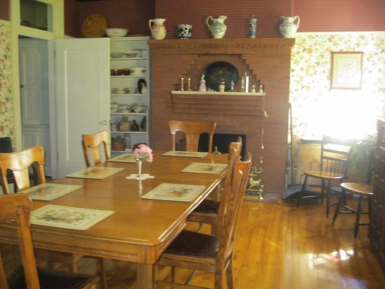 Port Williams, Canada: Formal Dining Room