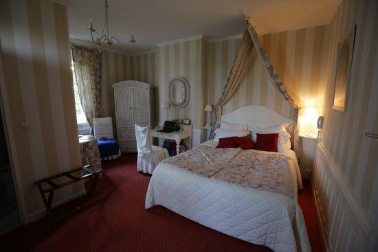 Cangey, Francia: Bedroom