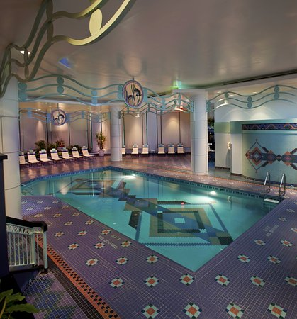 Great Cedar Hotel Indoor Pool Picture Of Great Cedar