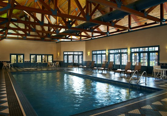 Indoor Pool At Two Trees Inn At Foxwoods Picture Of Two Trees Inn Mashantucket Tripadvisor