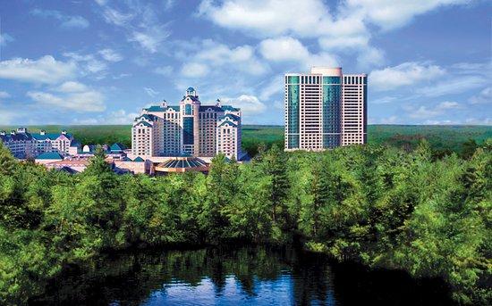 The Fox Tower at Foxwoods : Foxwoods Resort Casino