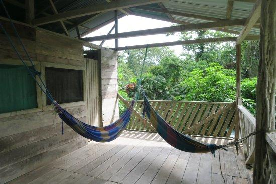 Tena, Ekuador: Cabaña
