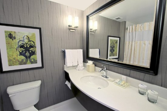 Westbury Hotel Vanity Picture of Hilton Garden Inn Westbury