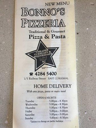 Bonno's Pizzeria: photo0.jpg