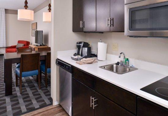Gillette, WY: Suite Kitchen