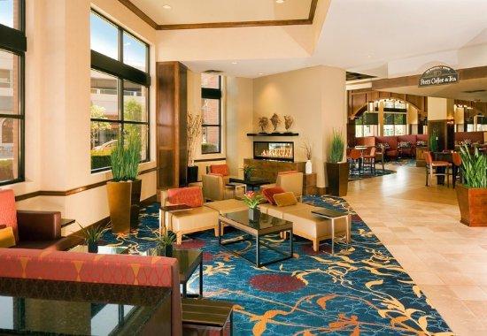 Redmond, WA: Marriott Greatroom