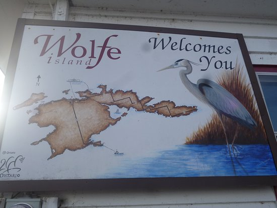 Остров Вулф, Канада: Wolfe Island