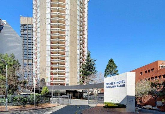 Braamfontein, Sydafrika: Exterior