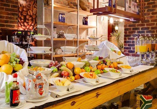 Kempton Park, South Africa: Breakfast Buffet