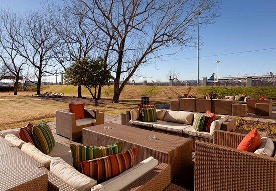 Kempton Park, Sydafrika: Outside Lounge