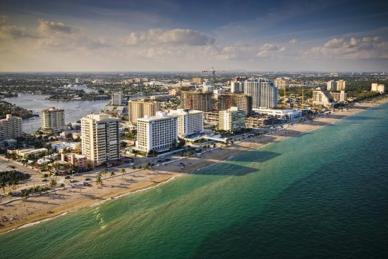 Hilton Fort Lauderdale Marina: Skyline