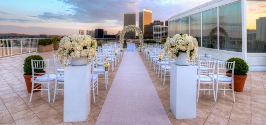 The Beverly Hilton: Stardust Wedding