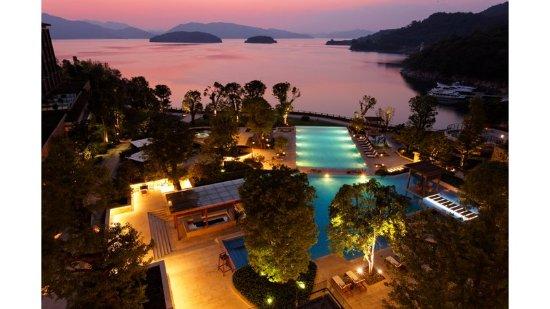 Chun'an County, China: Swimming Pool