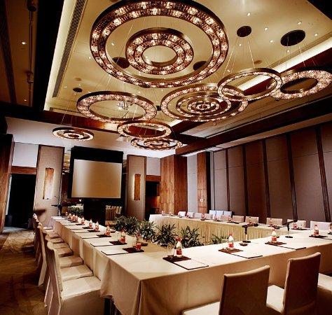 Chun'an County, China: Conferenceun Room