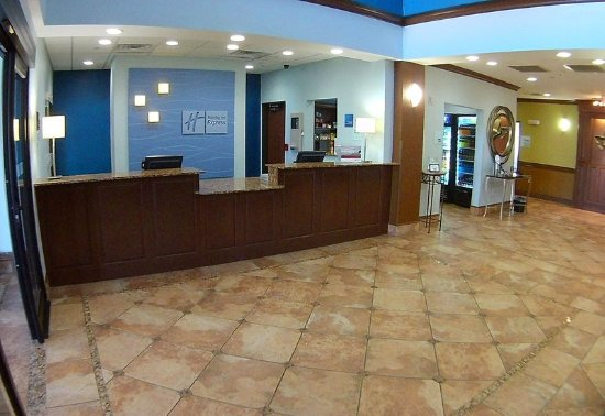 Wolfforth, TX: Front Desk