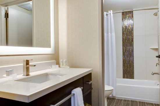 Homewood Suites By Hilton Savannah Historic District / Riverfront: Studio  Suite Bathroom Vanity