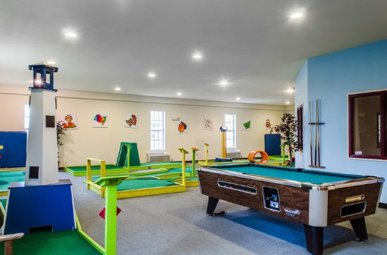 MainStay Suites Grantville - Hershey North: Game Room