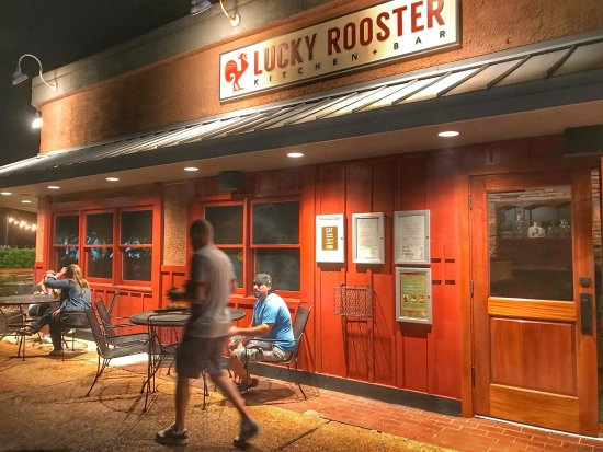 Lucky Rooster Kitchen + Bar