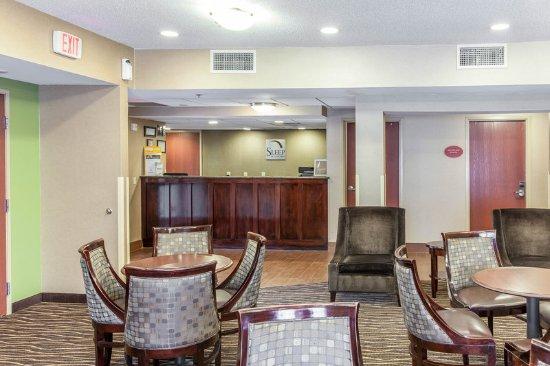 Upper Marlboro, MD: Hotel lobby