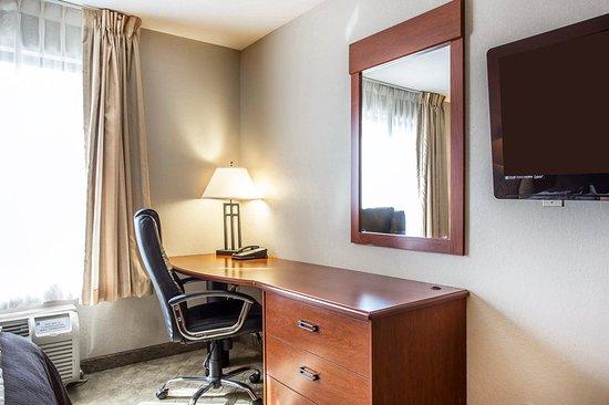Athens, Georgien: Guest room