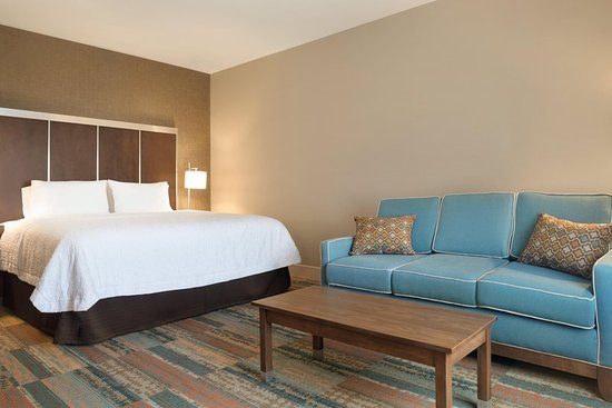 Elko, NV: One King Bed Guestroom with Sofa