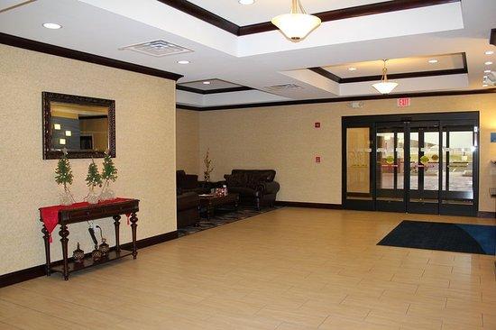 ไนล์, มิชิแกน: Hotel Lobby